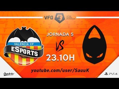Valencia eSports - x6tence | VFO 2ªTemporada PS4