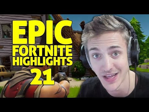 Ninja - Fortnite Battle Royale Highlights #21
