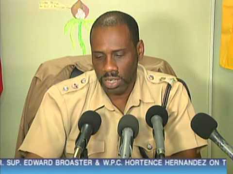 Eastern Division Launches Anti Crime Initiative