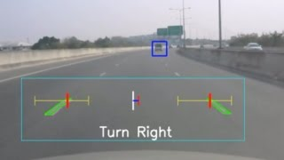 Lane detection and steering module with OpenCV & Arduino