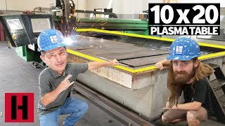 Heavy Metal! Build & Battle Cameraman Kyle Tours Industrial Metal Supply!