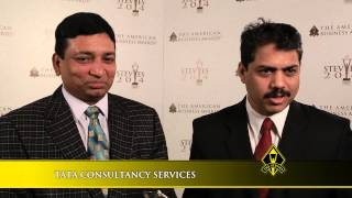 TATA CONSULTANCY SERVICES wins at the 2014 American Business Awards