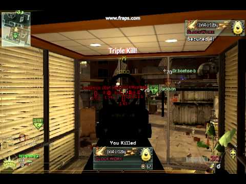 call of duty mw2 higrise hack