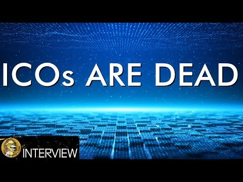 Crypto ICOs Are Dead, Long Live The STO!