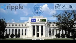 XRP the New Digital Dollar & XLM the IMF's New XDR?