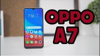 مراجعة OPPO A7 | هل يستحق الشراء
