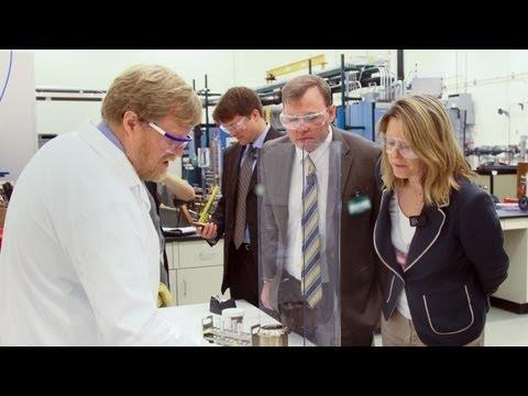 Thorium Advocate Nuclear Tour Of Oak Ridge National Laboratory