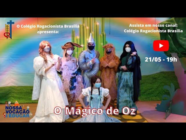Apresentação Teatral | O Mágico de Oz