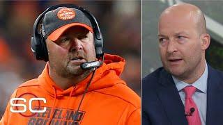 Cleveland Browns fire head coach Freddie Kitchens after one season   SportsCenter