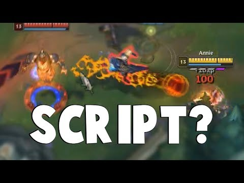 SCRIPT OR SKILL? - Can You Tell If This Was Prediction Or Skill From Xerath? | Funny LoL Series #472
