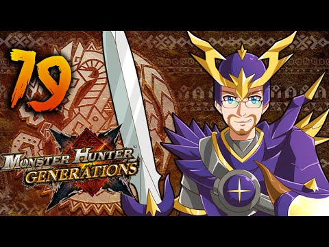 Monster Hunter Generations - Part 19 Nibelsnarf HUNT with Boxing Gloves (HD)