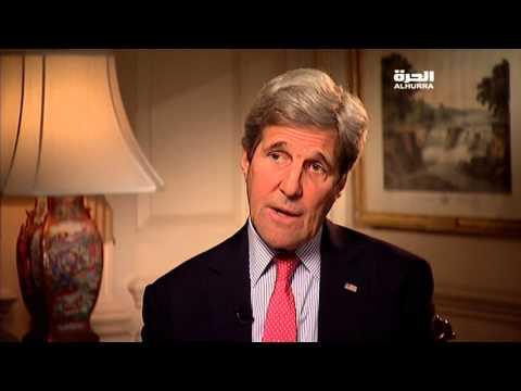 Full Interview: Secretary Kerry Talks to al-Hurra