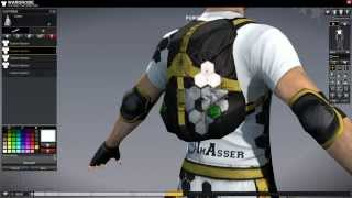 APB: Reloaded - WASP Character Customization - Outfit Purity