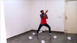 Just go to hell DIL cover dance by Rachit Baranwal