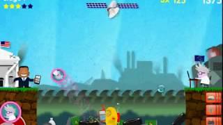 Ecosaviors shooting game arcade mode play until stage3 score 5625