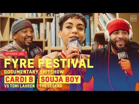 Hulu & Netflix's Fyre Festival Documentary Reaction, Is Soulja Boy a Legend   Grass Routes Pod #103 Mp3