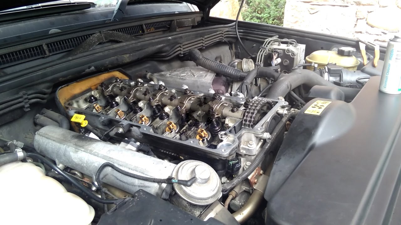 Land Rover Discovery 2 TD5  Fuel Injection Wiring Loom Harness Replacement  YouTube