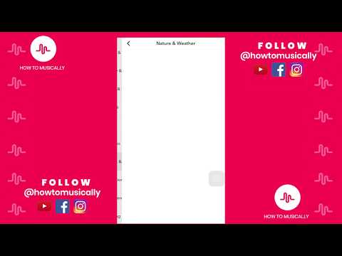 How to use Sound Effects in TikTok videos - Video Tutorial - How to