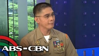 'Safeguards are there': AFP allays fears of Chinese spying in PH military camps | ANC