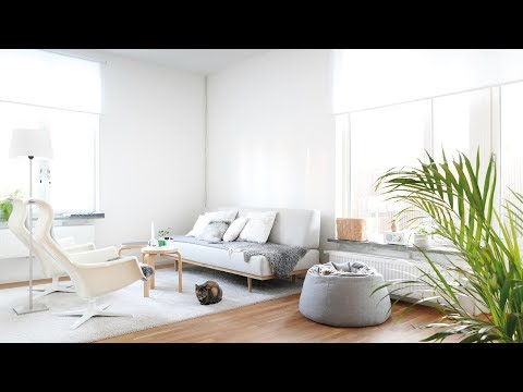 Cosy Minimalist Living Room Tour | Before And After
