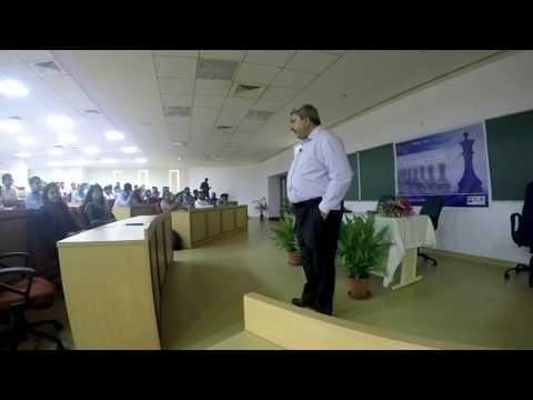 XLRI Leadership Series 2017- Maj. Gen. Neeraj Bali, CEO @ Rodic Consultants - Part I