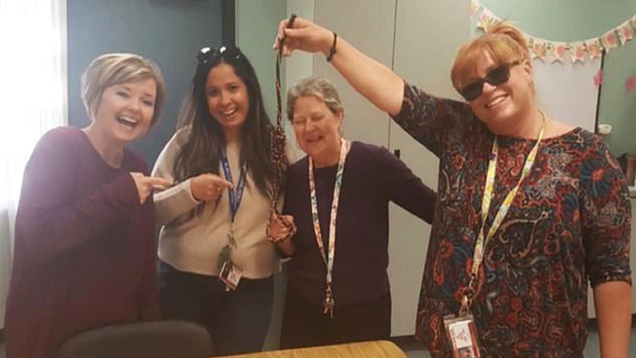 WHITE Principal & Teachers Suspended  After Photo Show Women Laughing & Holding A Noose