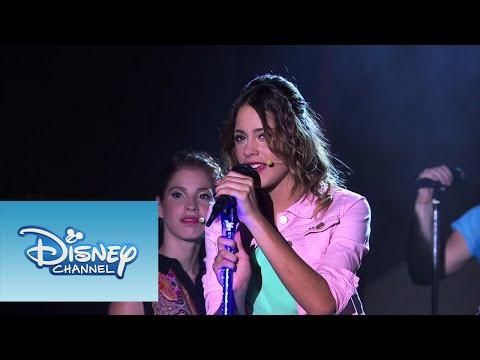 Клип Violetta - Euforia