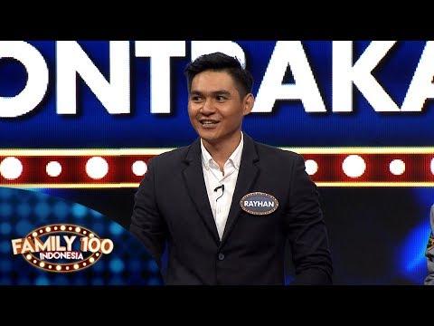 Rayhan beli celana dapat Extra Cash 1 JUTA! - Family 100 Indonesia