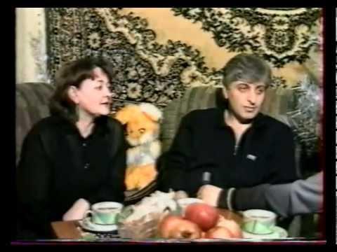 Карен и Елена Мкртычан (т/ж Очаг-2001)