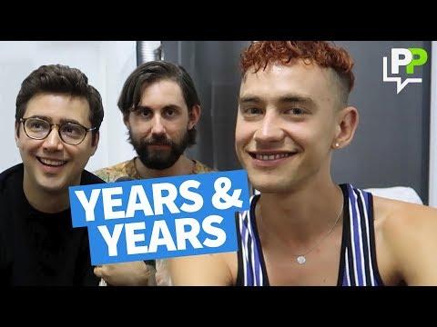 Years & Years: entrevista Lollapalooza
