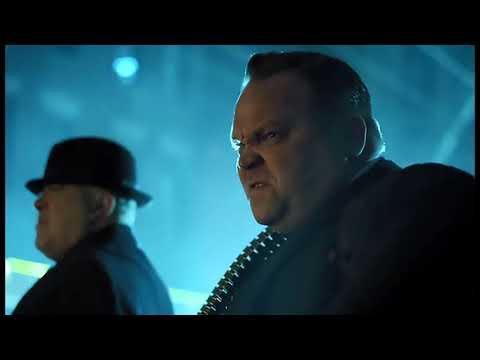 DREW POWELL  as Butch Gilzean on Gotham FOX