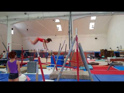 Stalder CHALLENGE alla parallela ginnastica artistica