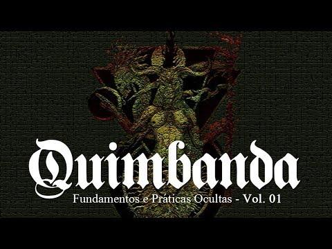 #43 QUIMBANDA FUNDAMENTOS E PRÁTICAS OCULTAS VOL. 01 - DANILO COPPINI