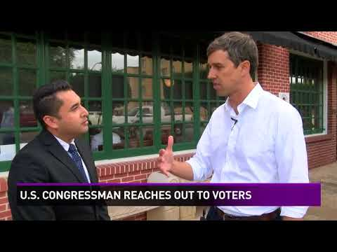 U.S. Congressman challenges Ted Cruz for senate seat