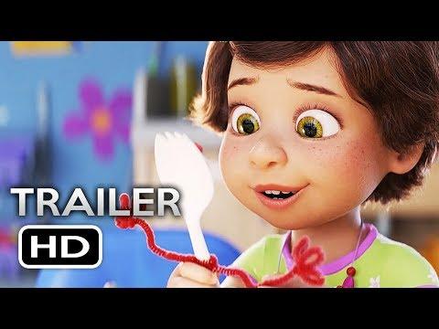 Play TOY STORY 4 Official Trailer 3 (2019) Tom Hanks, Tim Allen Disney Pixar Animated Movie HD