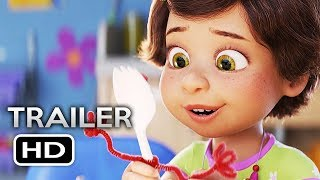 TOY STORY 4 Official Trailer 3 (2019) Tom Hanks, Tim Allen Disney Pixar Animated Movie HD