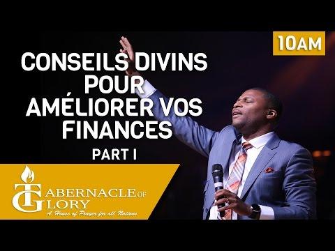 Pasteur Gregory Toussaint   Percée Surnaturelle   Conseils Divins pour Améliorer vos Finances   10AM