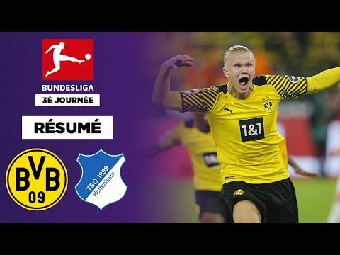 Download Résumé : Haaland sauve Dortmund dans un match fou