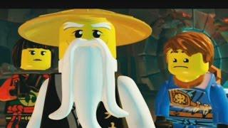 Лего Ниндзяго мультик Игра на русском языке.Тень Ронина Эпизод 20.LEGO Ninjago Game.Episode 20.레고 닌자