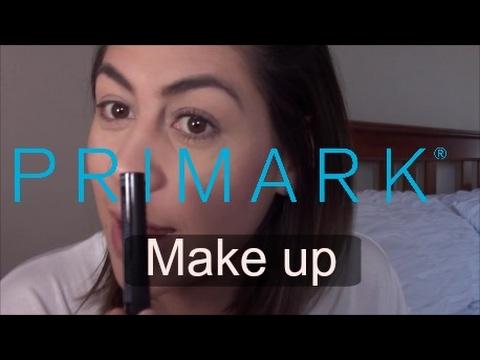 probando-maquillaje-de-primark-|-2017