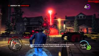 Saints Row IV - Mission #19 - A Game Of Clones (1080p)