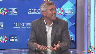 Jonathan Williams with Stephen Moore and Donna Arduin on Release of New Governor Scorecard