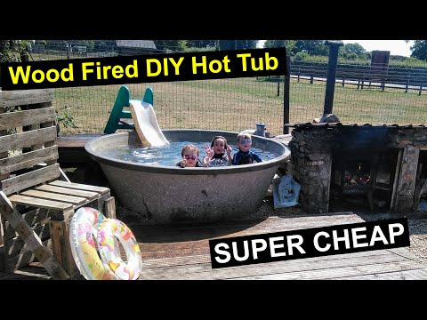 Best DIY Hot Tub Ever?
