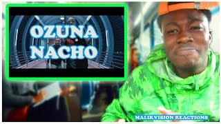 OZUNA , NACHO  Casualidad REACTION! | 2018 LATIN MUSIC REACTION!