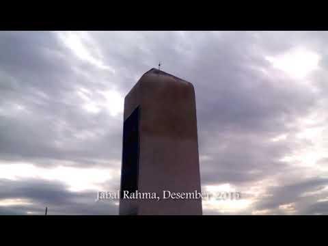 Jabal Rahma,, Desember 2015