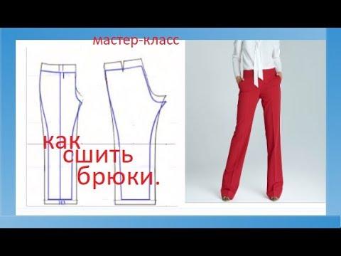 0 - Як пошити штани?