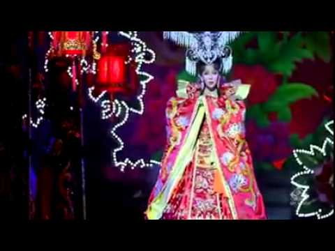 Teaser Flower of china (new chinese song 2014) by Alcazar Cabaret show