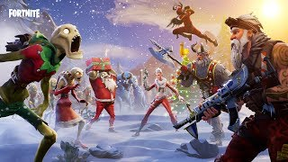 "NEW CHRISTMAS EVENT ""ICE NIGHT"" FORTNITE SAUVER THE WORLD#30"