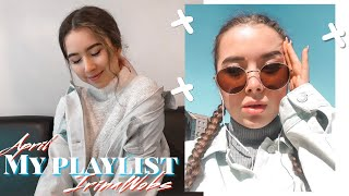 МОЙ ПЛЕЙЛИСТ//АПРЕЛЬ 2019//Billie Eilish, RITA ORA, Ariana Grande Video