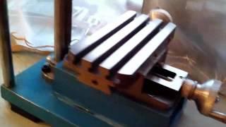 Самодельный настольный фрезерный станок по металлу, модель №3(Самодельный настольный фрезерный станок по металлу для точных работ с маленькими деталями, в первой части..., 2016-06-12T19:27:41.000Z)